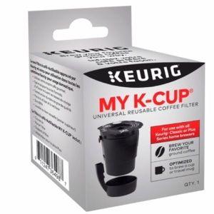 Keurig Kitchen - Keurig -My K-Cup Universal Reusable Coffee…
